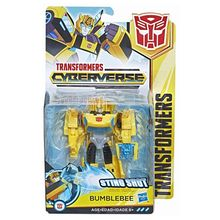 TRANSFORMERS CYBERVERSE WARRIOR BUMBLEBEE