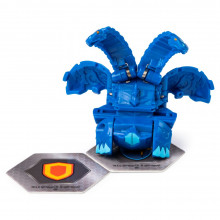 BAKUGAN BILA AQUOS NILLIOUS DOUBLE HEAD DRAGON