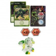 BAKUGAN S2 BILA ULTRA TROX CU CARD BAKU-GEAR