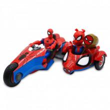 Bicicleta Spider - Man cu Spider - Ham