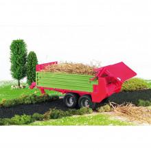 Bruder - Remorca Pentru Distribuit Compost