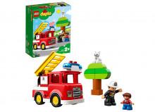 Camion de pompieri (10901)