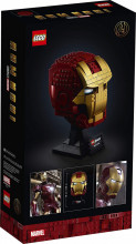 Casca Iron Man (76165)