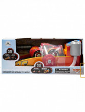 Masinuta Lightning McQueen - Mechanic Shop