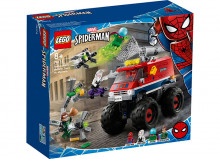 Monster Truck Spider-Man vs. Mysterio