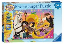 Puzzle Rapunzel, 100 Piese