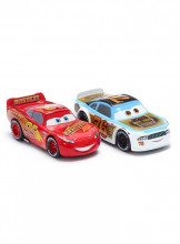 Set 2 Masinute Lightning McQueen și Rev Roadages - Cars 3