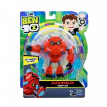 Figurina Ben 10 Omni - Alien Worlds Overflow