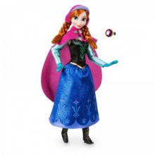 Papusa Anna Classic Frozen