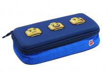 Penar neechipat 3D LEGO Faces - Albastru (20027-2006)