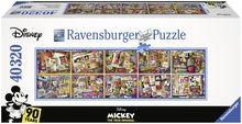 Puzzle Aniversar Mickey,40000 Piese