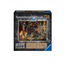 PUZZLE EXIT 6: CASTELUL VAMPIRILOR, 759 PIESE