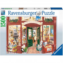 PUZZLE LIBRARIE, 1500 PIESE