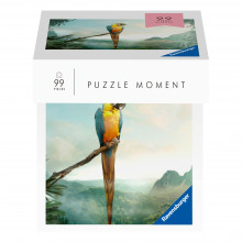 PUZZLE PAPAGAL, 99 PIESE