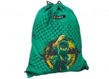Sac sport LEGO Ninjago - verde