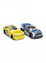 Set 2 Masinute George New-Win și Harvey Rodcap - Cars 3