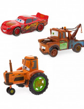 Set Cars Radiator Springs Die-Cast