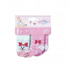 BABY born - Set 2 perechi sosete 43 cm diverse modele
