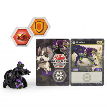 BAKUGAN S2 BILA BASIC HOWLKOR CU CARD BAKU-GEAR