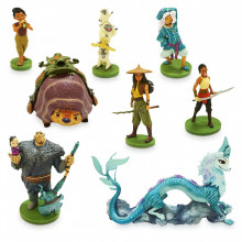 Figurine Deluxe Raya si Ultimul Dragon