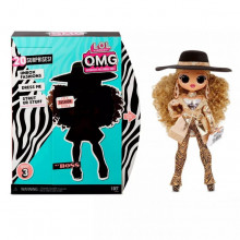 Papusa LOL Surprise! O.M.G Fashion Doll - Da Boss