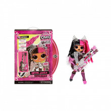 Papusa LOL Surprise! O.M.G Fashion Doll - Metal Chick
