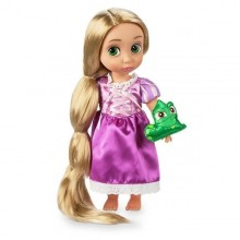 Papusa Rapunzel Animator model 2019