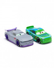 Set 2 Masinute Bobby Roadtesta și Trainee # 012 - Cars 3