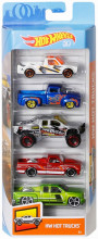 Set 5 Masini Hot Wheels Hot Trucks