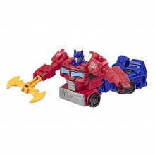 Transformers Robot Optimus Prime Seria Energon Axe Attack