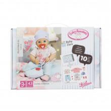 Baby Annabell - Cutie cu hainute si accesorii 43 cm