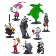 Figurine Nightmare Before Christmas Deluxe - Cosmarul diinaintea Craciunului