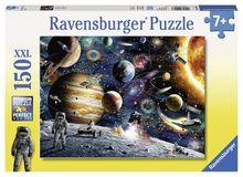 Puzzle Om Pe Luna, 150 Piese