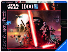 PUZZLE STAR WARS, EP. VII, 1000 PIESE