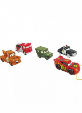 Set 5 Masinute de baie Die Casts - Cars 3