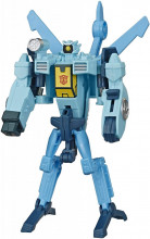 Transformers Robot Vehicul Cyberverse 1 Step Autobot Whirl