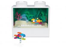 Vitrina Iluminata LEGO - acvariu