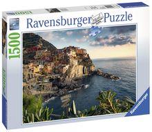 Puzzle Cinque Terre, 1500 Piese