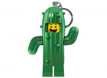 Breloc cu LED LEGO Baiatul Cactus