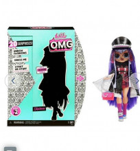 Papusa LOL Surprise! O.M.G Fashion Doll - Shadow