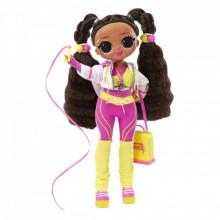 Papusa LOL Surprise! O.M.G Fashion Doll - Vault Queen