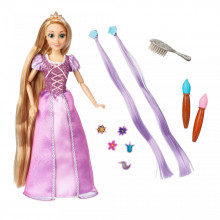 Papusa Rapunzel Hair Play
