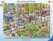 Puzzle Accident Tip Rama,30-48Piese