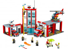 Remiza de pompieri