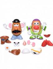 Set figurine Domnul Cap de Cartof, Toy Story