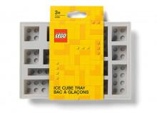 Tava cuburi de gheata LEGO - Gri