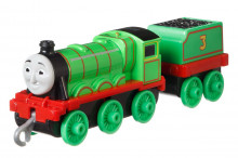 Thomas Locomotiva Cu Vagon Push Along Henry