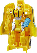 Transformers Robot Vehicul Cyberverse 1 Step Bumblebee