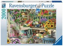 Puzzle Paradis Gradinar, 2000 Piese
