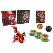 BAKUGAN S2 PACHET DE START DRAGONOID HOWLKOR SI PEGATRIX ULTRA
